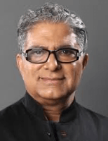 Review de Deepak Chopra a Adolfo Jarrín